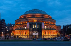 Photo du Royal Albert Hall par David Samuel